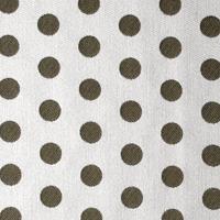 Miniatura di anteprima del tessuto Polka dots realizzato da C. FT Crespi